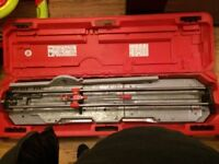 RUBI TX1200 TILE CUTTER,,,VERY LARGE TILE CUTTER