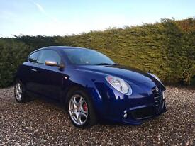 2010 Alfa Romeo MiTo 1.4 16v Veloce - Great Colour, Low Insurance