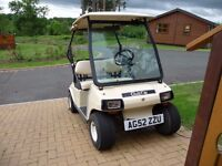 Club Car 48v Golf Buggy in excellent condition with new Batteries.