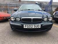 Jaguar x type 2.0 petrol auto