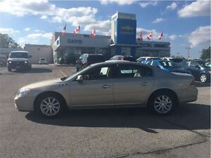 2009 Buick Lucerne CXL, HEATED LEATHER, LOW KM, LOCAL TRADE