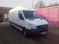 MERCEDES SPRINTER 311 CDI LWB 2008REG FOR SALE