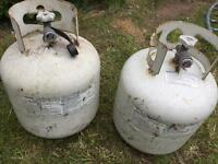 American gas cylinders