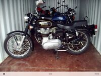 Royal Enfield 350 bullet 2008