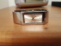 M & S Silver coloured watch