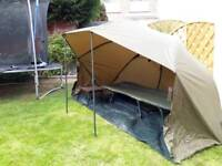 "Abode 60"" Night and Day Brolly System (fishing bivvy)"
