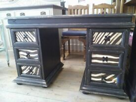 CLOSING DOWN SALE - one of kind Wooden writing DESK.