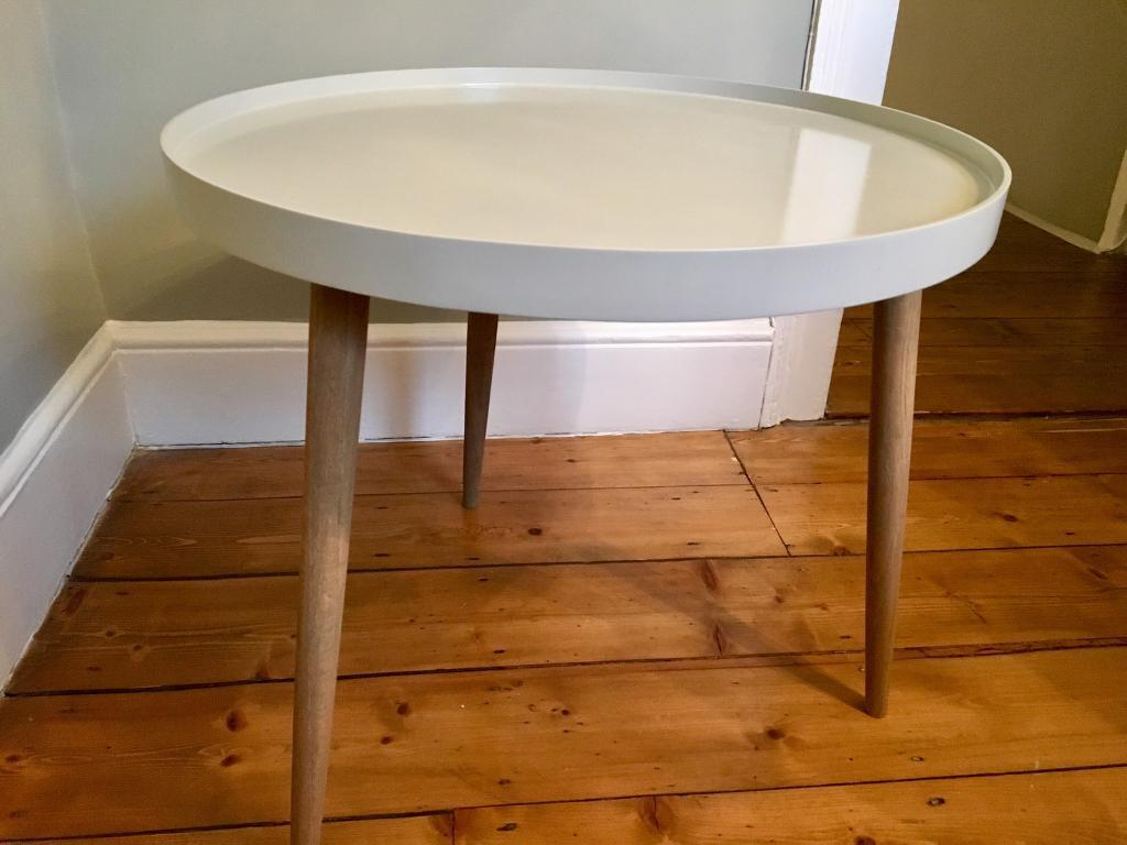 Superb Round Wood Side Coffee Table From Made In Lewisham London Gumtree Lamtechconsult Wood Chair Design Ideas Lamtechconsultcom