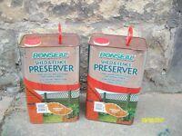 Ronseal Shed/Fence Preserver