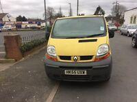 Renault traffic lwb
