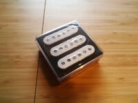 Fender Tex-Mex Strat pickups (full set, boxed/complete)