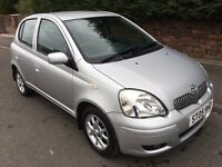 TOYOTA YARIS 1.3 VVT COLOUR COLLECTION ** 05 PLATE ** 40,000 MILES ** ONE OWNER