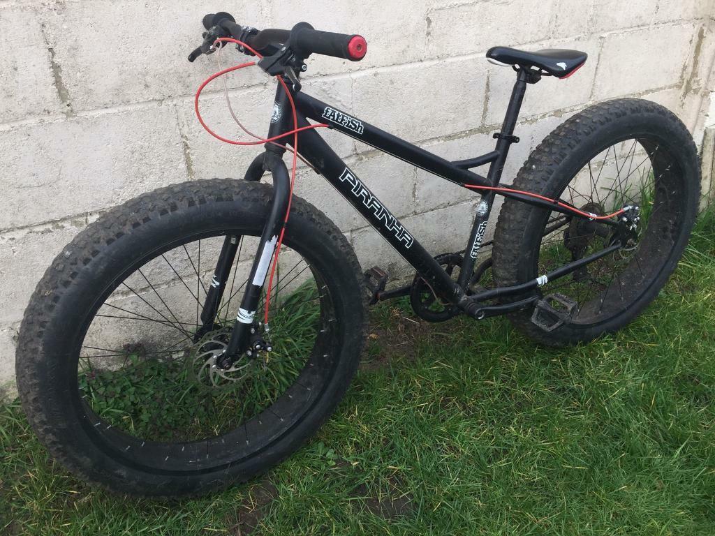 8a62d1d5106 Piranha fat bike | in Long Stratton, Norfolk | Gumtree