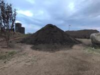 Screened topsoil for sale