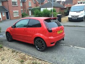 Ford Fiesta st lots of mods