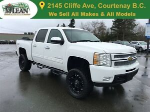 2012 Chevrolet Silverado 1500 LTZ Suspension Lift/Fuel Rims/Off-
