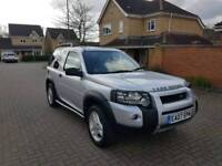 Land Rover Freelander 2.0td4 Auto 2007 SENSIBLE OFFERS CONSIDERED