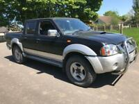 NISSAN NAVARA D22 PICKUP 2.5 TDI 2004 ***MOT JANUARY 2019***
