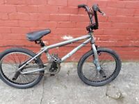 GT Vertigo BMX Bike retro,