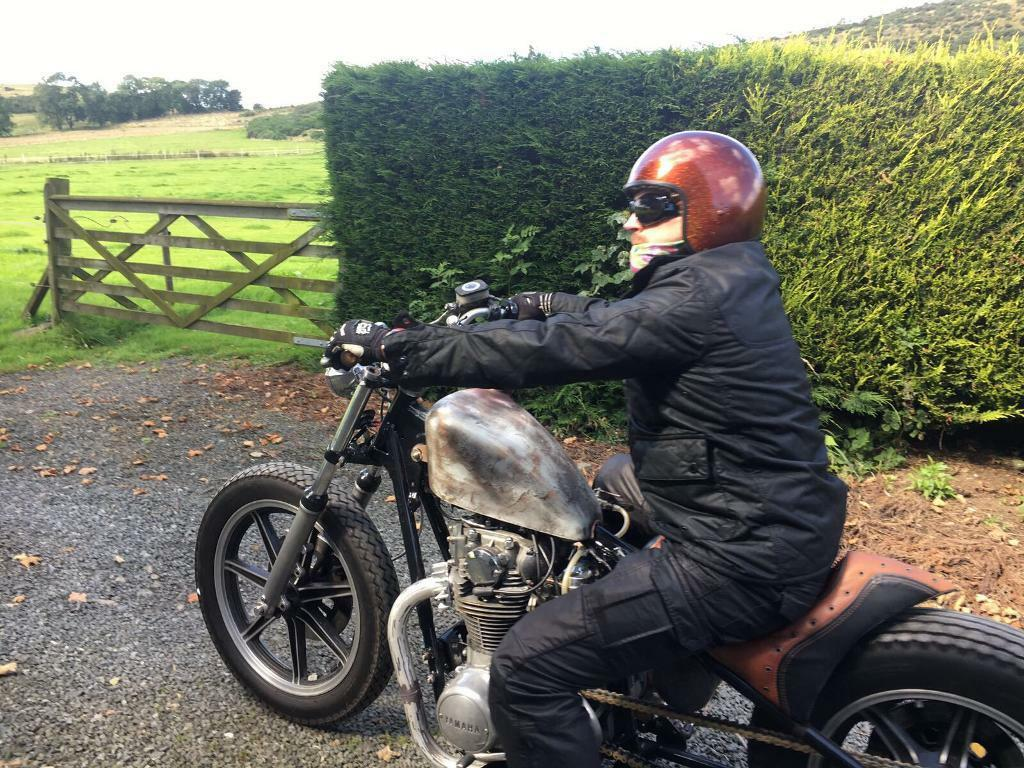 Yamaha XS650 Patina Hardtail Bobber not Cafe Racer or Harley | in  Inverurie, Aberdeenshire | Gumtree