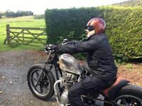 Yamaha XS650 Patina Hardtail Bobber not Cafe Racer or Harley