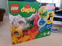 Duplo set 10865 - brand new