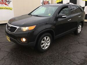 2011 Kia Sorento LX, Manual, Sunroof
