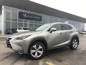 2015 Lexus NX 200t EXECUTIVE PKG