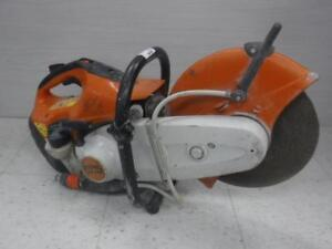 Stihl Concrete Saw TS410 - We Buy and Sell Contractor Tools - 7990 - 1227408