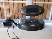 PURE Digital radio in excellent condition