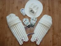 Cricket equipment for 8-10 years old