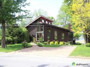 695 000$ - Bungalow à vendre à Drummondville (St-Nicéphore)
