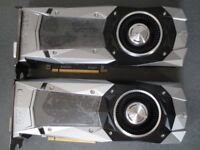 GTX 1080 Founders Editions