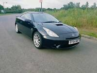 Toyota celica 1.8 VVti V rare Red interior Collectors Car thousands spent £1150 astra audi golf