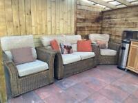 Outdoor/indoor Rattan Furniture