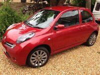 Nissan Micra 1.2 Sport+ 3dr (05) £700