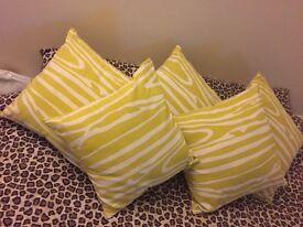 Five Cushions
