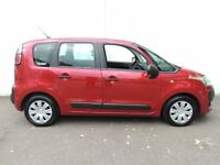 For Sale a Citroen Picasso with Full Service History