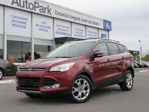 2014 Ford Escape Titanium FWD|Navi.|B.up Camera|Heated Leather|R