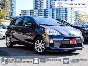 2014 Toyota Prius c Technology Package