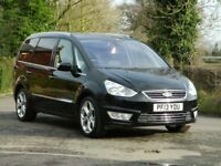 2013 Ford Galaxy Titanium X - Petrol 1.6 L Ecoboost 163bhp, full leather with heated seats-7 seater