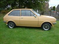 FORD alloy wheels suit mk 1 2 escort capri