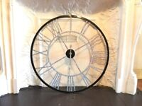 Customised Wall mounted vintage time piece clock