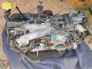 Subaru Outback 2.5L Engine/Complete Wiring harness 130,000kms Dunsborough Busselton Area Preview