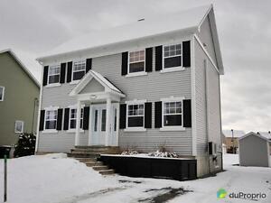 309 000$ - Maison 2 étages à vendre à Sherbrooke (Fleurimont)