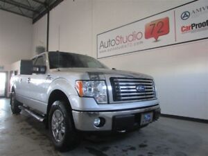 Ford F-150 **xlt**4x4**crew**5.0l**mags**a/c** 2011
