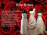 Cheap Low Budget New Ex display wedding dresses