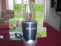 Nutribullet 600 Series 12 piece superfood nutrition extractor - graphite