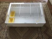 Indoor small pet animal cage