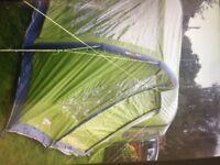 Tent blow up 5 man